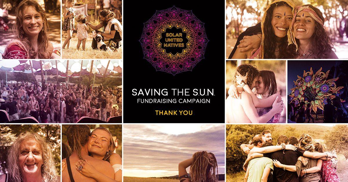 SUN fundraising campaign